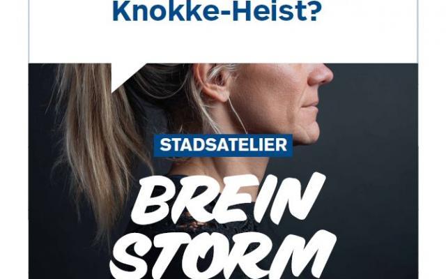 Stadsatelier: Brainstorm