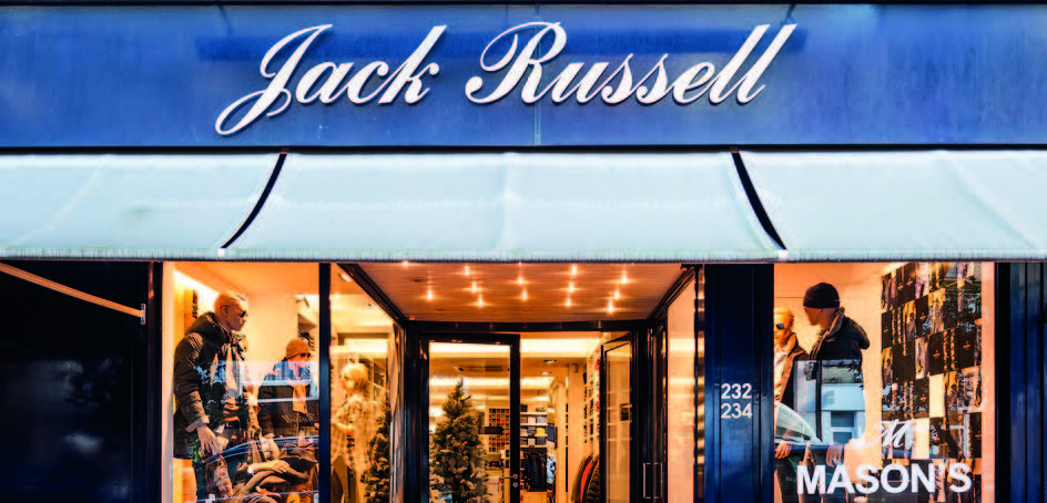 Jack Russel Dames