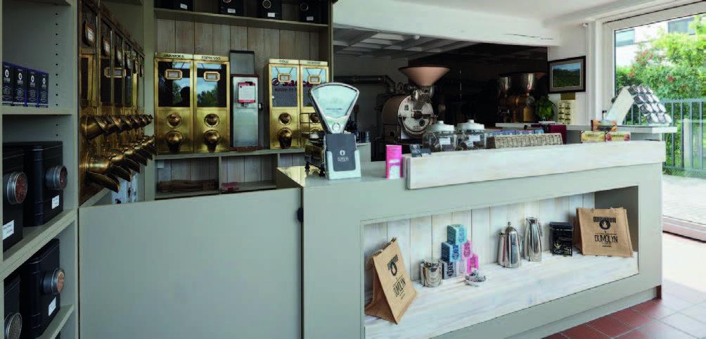 Dumolyn's Coffees