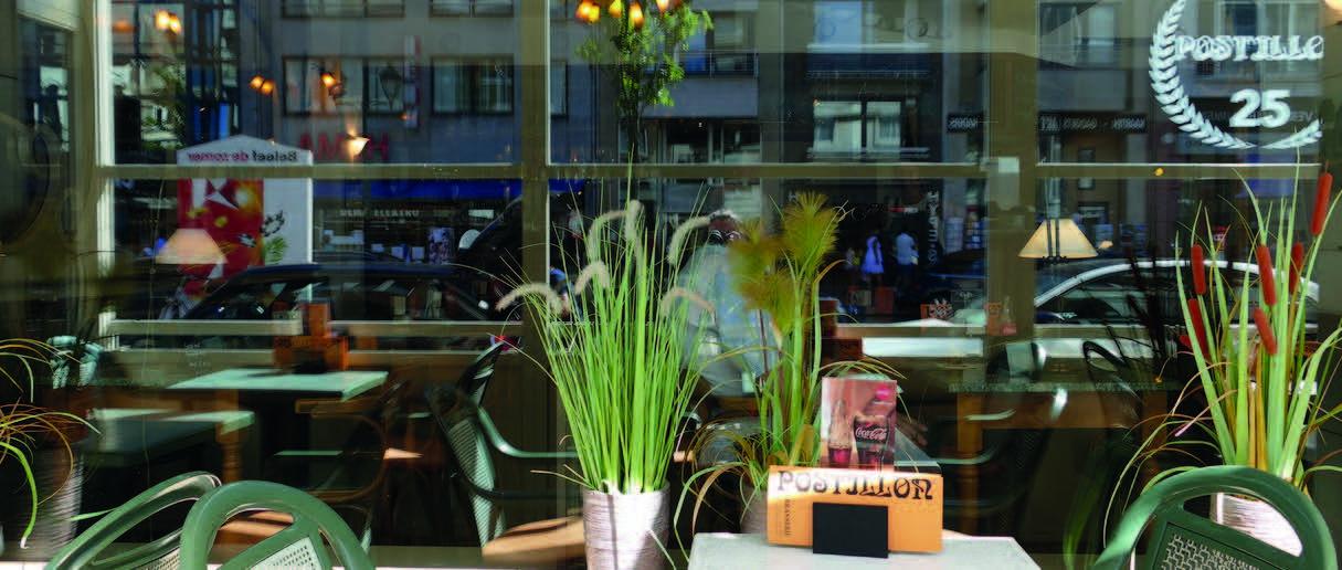 Brasserie De Postillon Knokke