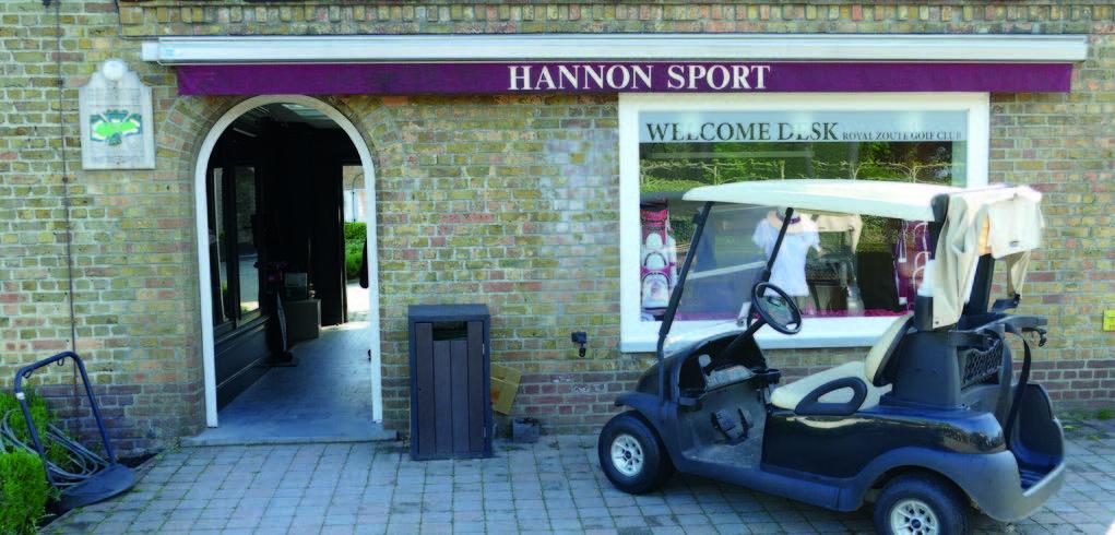 Hannon Sport Golf Shop