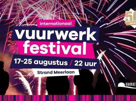 Internationaal Vuurwerkfestival 2019
