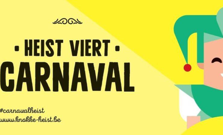Knokke-Heist celebrates Carnival