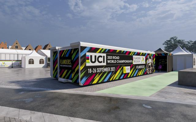 Flanders 2021 Roadshow on 24 and 25 July