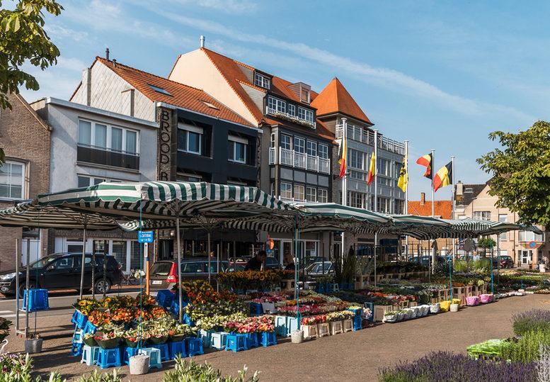 Markten Knokke