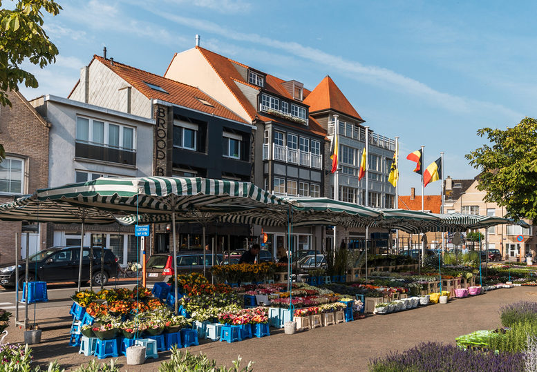 Les marchés de Knokke-Heist