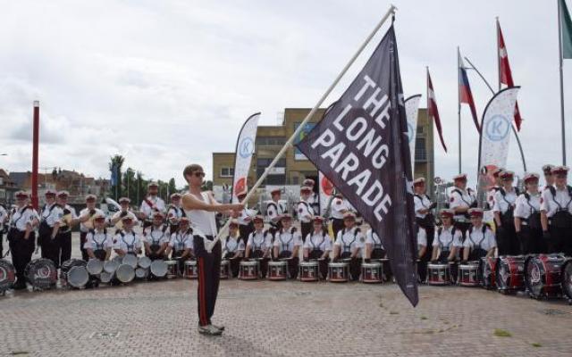 The Long Parade komt naar Heist op 25/09