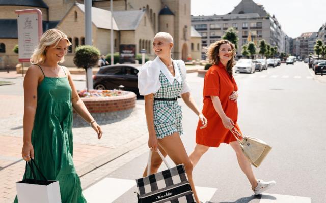 Shopping week in Knokke-Heist
