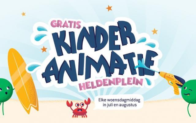 Child animation in Heist